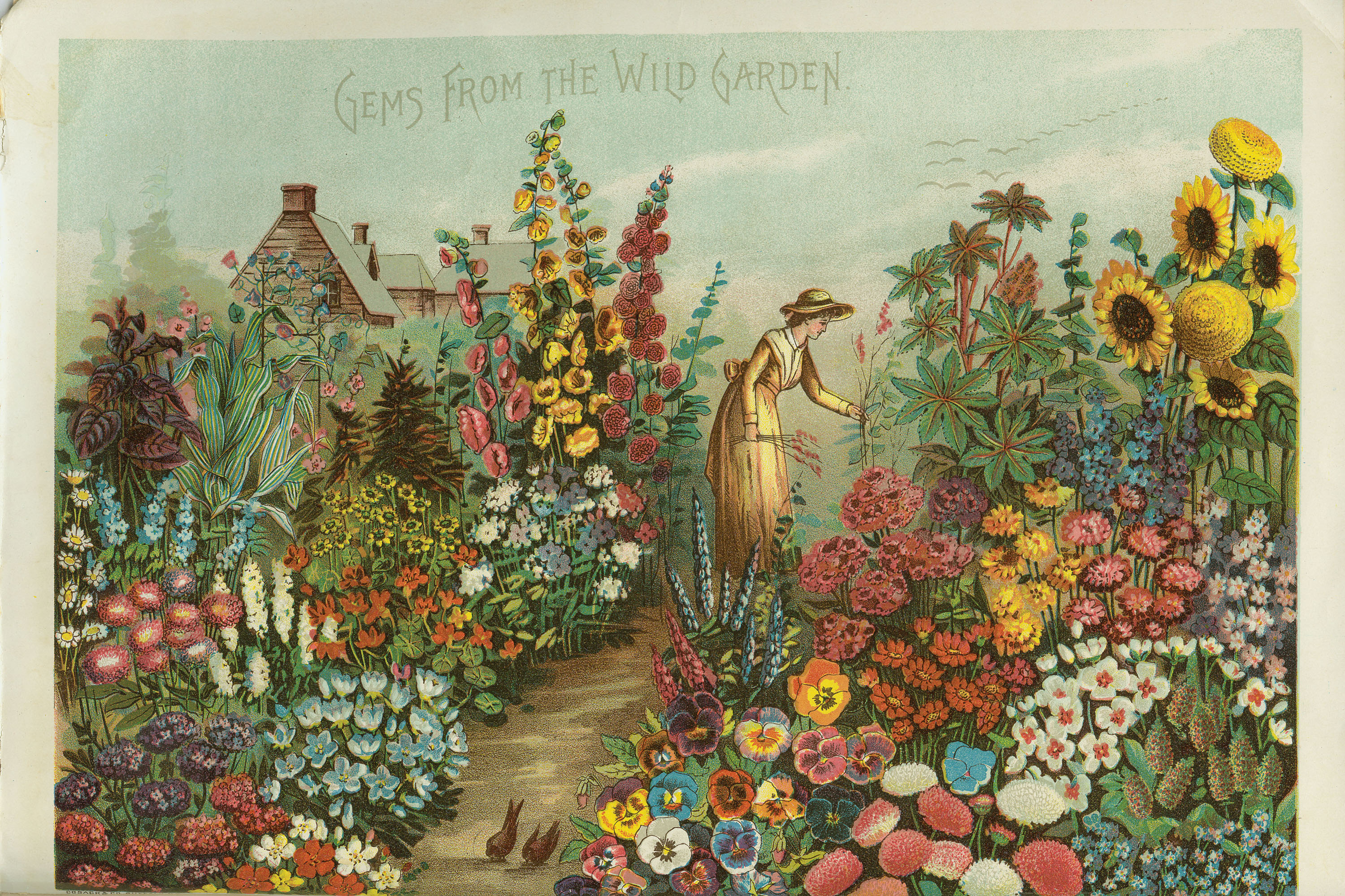 Late Nineteenth Century Arts and Crafts Movement Impacted Gardening ...